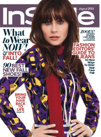 WHAT TO WEAR NOW & INTO FALL! ZOOEY DESCHANEL