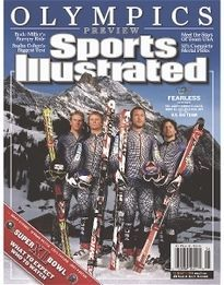 Olympics Preview Sports Illustrated Back Issues Store