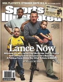 LANCE NOW LANCE ARMSTRONG