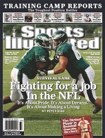 FIGHTING FOR A JOB IN THE NFL