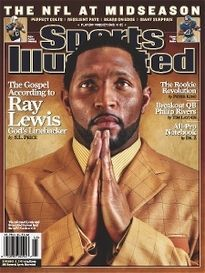 THE GOSPEL ACCORDING TO RAY LEWIS
