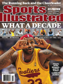 LEBRON JAMES WHAT A DECADE