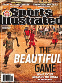 THE BEAUTIFUL GAME - SOCCER 2010 WORLD CUP