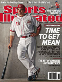 TIME TO GET MEAN - JOEY VOTTO