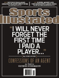CONFESSIONS OF AN AGENT JOSH LUCHS