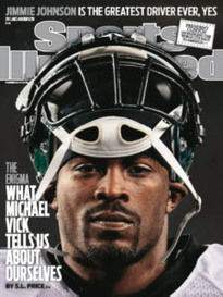 WHAT MICHAEL VICK TELLS US ABOUT OURSELVES