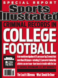 SPEC REPORT: CRIMINAL RECORDS IN COLLEGE FOOTBALL