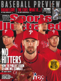 2011 BASEBALL PREVIEW PHILLIES' PITCHERS