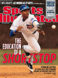 THE EDUCATION OF A SHORTSTOP STARLIN CASTRO