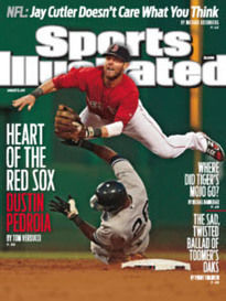 HEART OF THE RED SOX DUSTIN PEDROIA