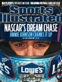Nascar S Dream Chase Jimmie Johnson Cranks It Up