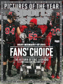 FANS' CHOICE - BEST MOMENT OF 2011 DOUBLE ISSUE