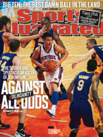 AGAINST ALL ODDS JEREMY LIN