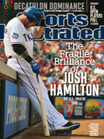 THE FRAGILE BRILLIANCE OF JOSH HAMILTON