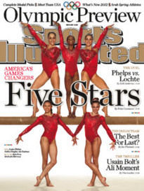 OLYMPIC PREVIEW FIVE STARS