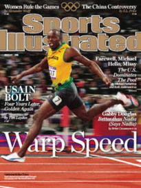 WARP SPEED USAIN BOLT