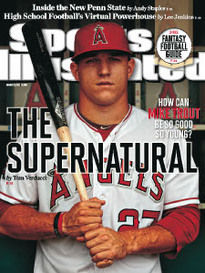 THE SUPERNATURAL MIKE TROUT