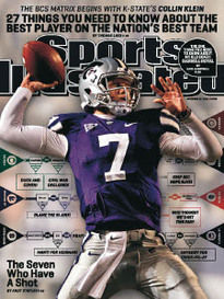 THE BCS MATRIX BEGINS WITH K-STATE'S COLLIN KLEIN