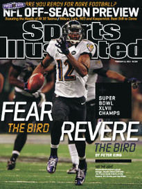 FEAR THE BIRD - REVERE THE BIRD JACOBY JONES