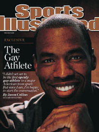 THE GAY ATHLETE JASON COLLINS