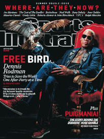 Free Bird Dennis Rodman Sports Illustrated Back Issues Store