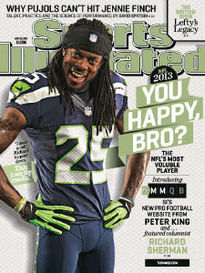 YOU HAPPY, BRO? MMQB WITH RICHARD SHERMAN