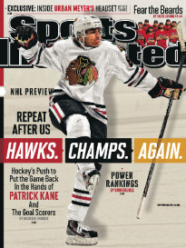 NHL PREVIEW 2013 HAWKS. CHAMPS. AGAIN.
