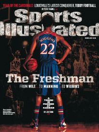 THE FRESHMAN ANDREW WIGGINS