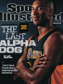 THE LAST ALPHA DOG KOBE BEAN BRYANT