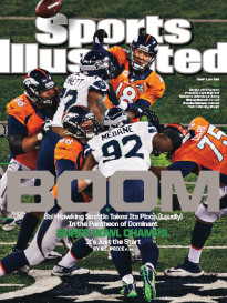 BOOM SUPER BOWL CHAMPS SEATTLE SEAHAWKS