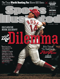 THE DILEMMA PETE ROSE