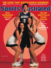 NCAA TOURNAMENT PREVIEW - PART I DOUG MCDERMOTT