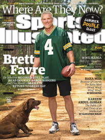 WHERE ARE THEY NOW! BRETT FAVRE