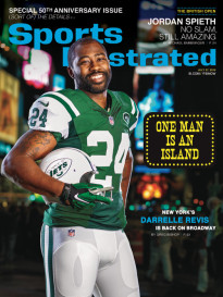ONE MAN IS AN ISLAND - DARRELLE REVIS