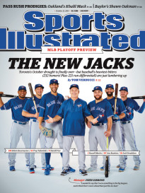 MLB PLAYOFF PREVIEW: THE NEW JACKS - BLUE JAYS