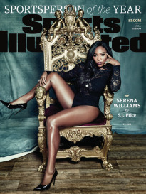 2015 SPORTSPERSON OF THE YEAR - SERENA WILLIAMS