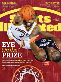EYE ON THE PRIZE - CLEVELAND CAVALIERS