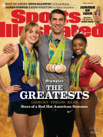 OLYMPICS: THE GREATESTS - LEDECKY/PHELPS/BILES