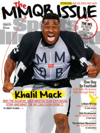 THE MMQB ISSUE- NFL AS YOU'VE NEVER EXPERIENCED IT