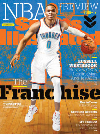 THE FRANCHISE - RUSSELL WESTBROOK IS ALL IN