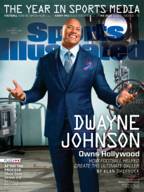 THE YEAR IN SPORTS MEDIA: DWAYNE JOHNSON