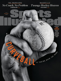 WHY THE CURVEBALL IS TAKING OVER THE GAME