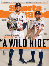 2017 WORLD SERIES CHAMPION - HOUSTON ASTROS