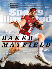 Welcome To The Baker Mayfield Show Sports Illustrated