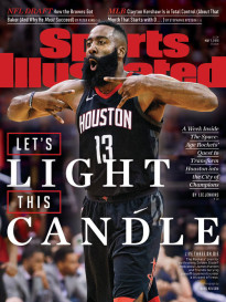 LET'S LIGHT THIS CANDLE - JAMES HARDEN