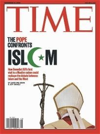 THE POPE CONFRONTS ISLAM