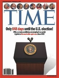 ONLY 648 DAYS UNTIL THE ELECTION!