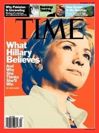 WHAT HILLARY BELIEVES
