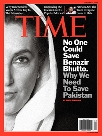 NO ONE COULD SAVE BENAZIR BHUTTO
