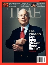 CAN JOHN MCCAIN KEEP RISING?